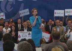 Carly Fiorina Endorse Cruz