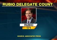 Delegates for Rubio