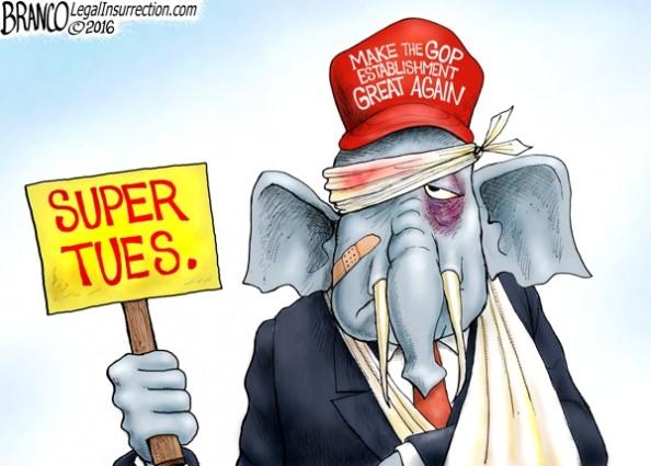 GOP Super Tuesday