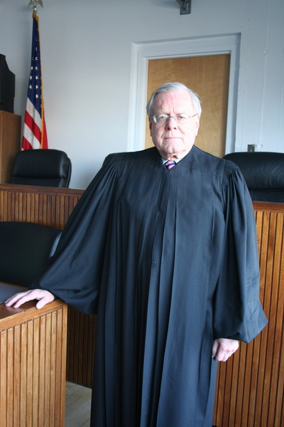 Judge William Young