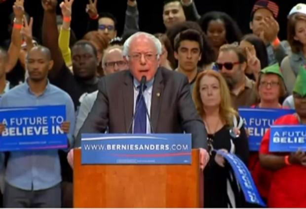 LI #02 Bernie Sanders in San Diego