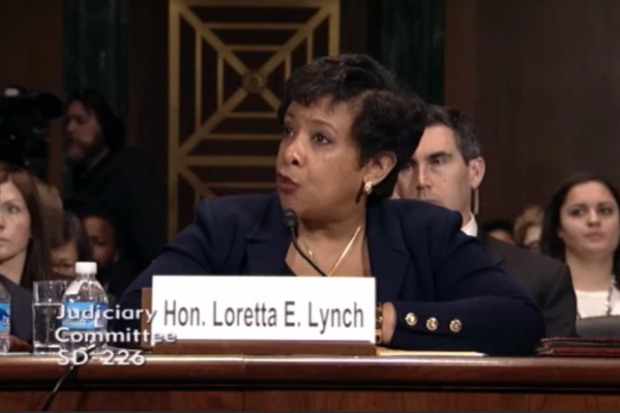 LI #43 Loretta Lynch
