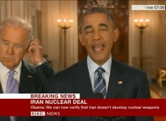 Obama Biden Iran Nuclear Deal
