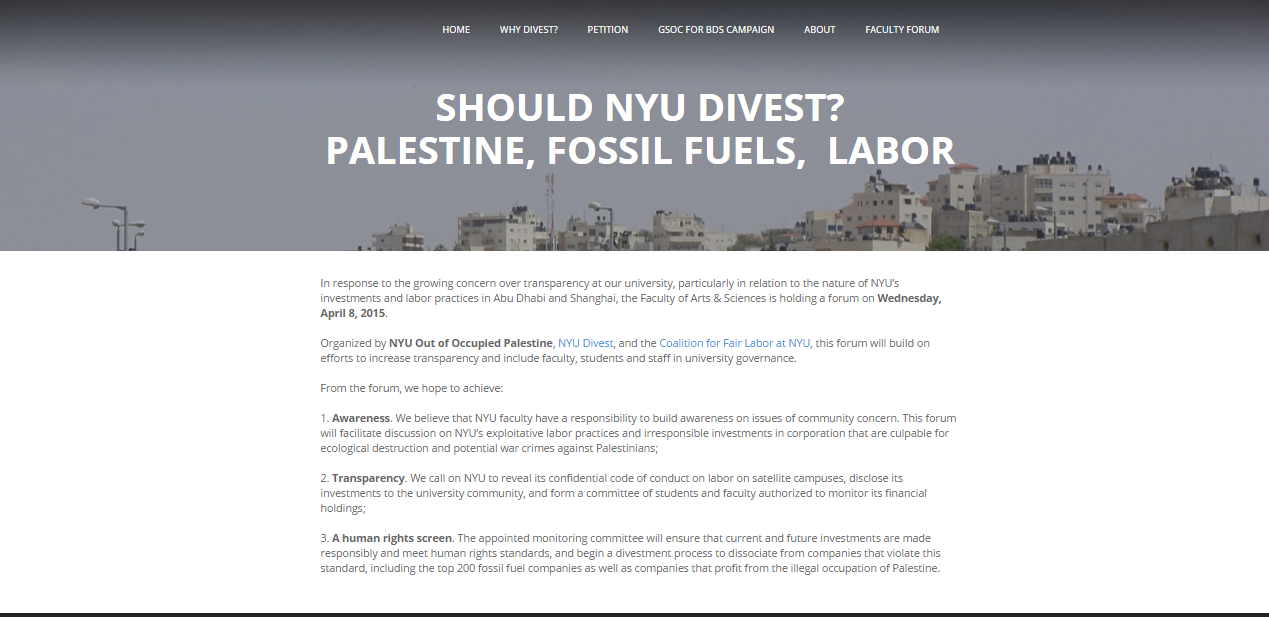 Palestine Fossil Fuels and Labor