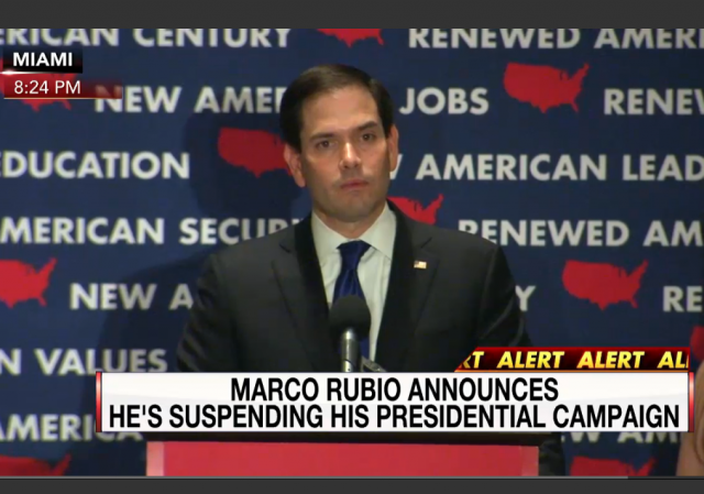 blogs primary live updates results donald trump marco rubio florida poll