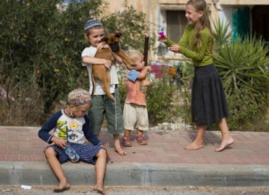Shilo | Jewish West Bank Settlement | credit: The Blaze