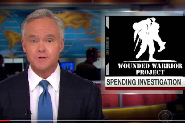 Wounded Warrior Project scandal