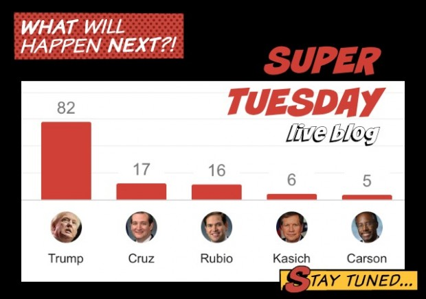 super tuesday live blog results