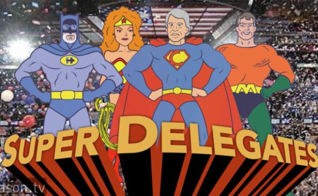 super tuesday results primary super delegates republican democrat