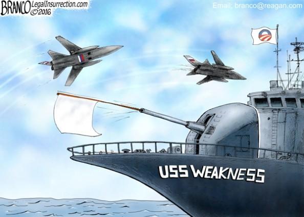 Russia Buzzes US Ship