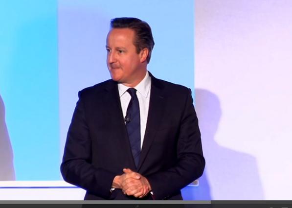 David Cameron on Panama Papers scandal