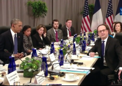 Did the White House Censor %22Islamist Terrorism%22 from French President's Speech?
