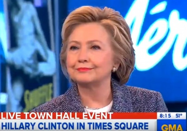 Hillary Bernie supporters
