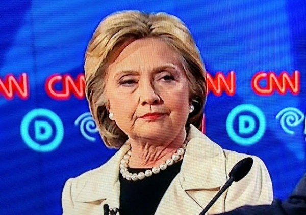 Hillary Clinton Dem Debate 4-14-2016