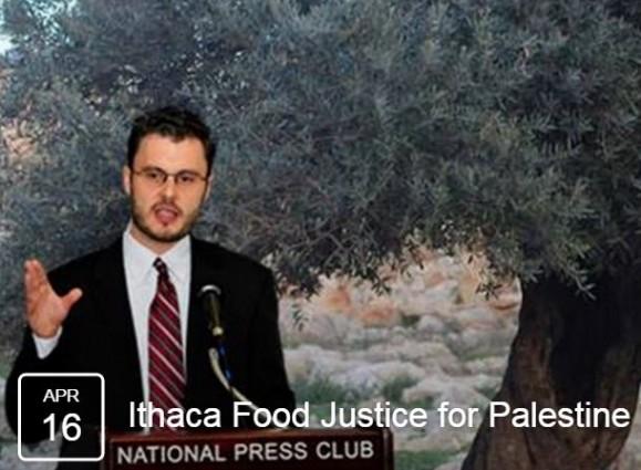 Josh Ruebner Ithaca Food Justice