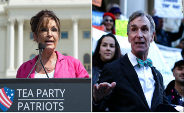 LI #12 Bill Nye Sarah Palin