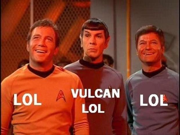 LOL #06 Star Trek
