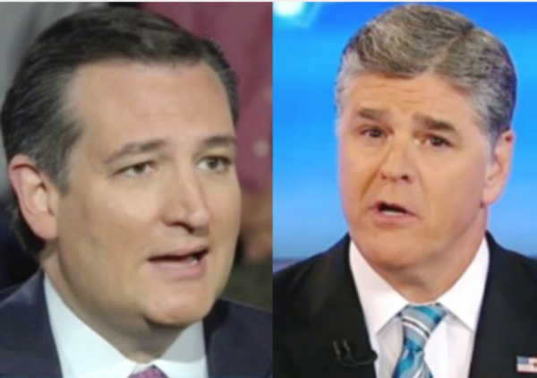 Sean hannity ted cruz radio interview loses cool you gotta stop