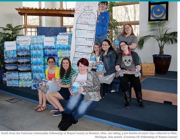 UU Water Campaign