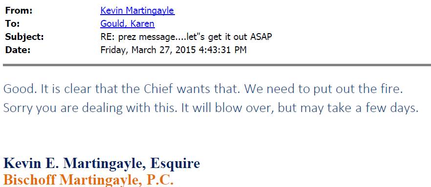 VSB Email 3-27-2015 443 Chief Wants This