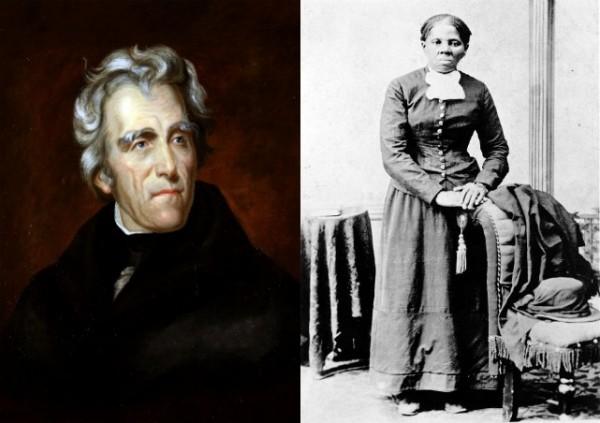 andrew jackson harriet tubman $20 bill replace alexander hamilton