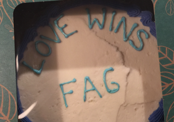 whole foods anti-gay cake gay slur hoax legal action sues jordan brown austin pastor