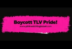 Boycott Tel Aviv Pride Pinkwatching
