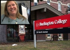 Burlington College Jane Sanders