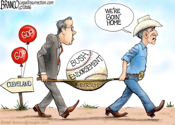 Bush Endorsement