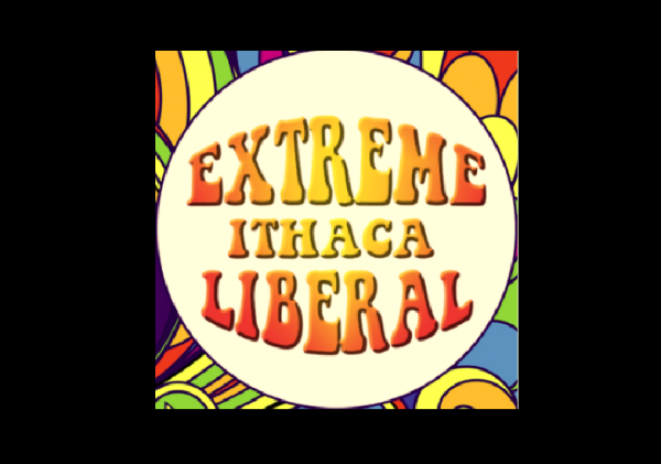 Extreme Ithaca Liberal w border