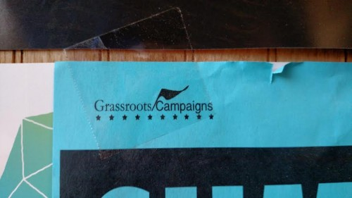 Grassroots Campaign poster cropped logo