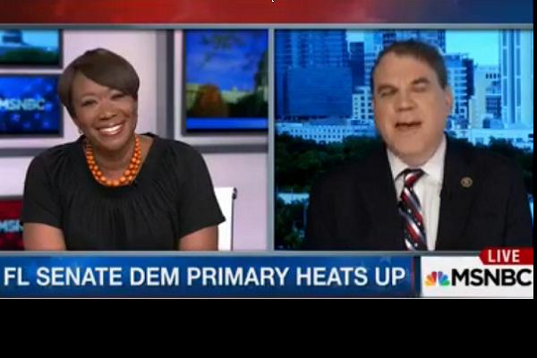 Grayson on MSNBC