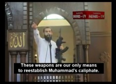 IDF exposes Hamas-ISIS terrorist alliance