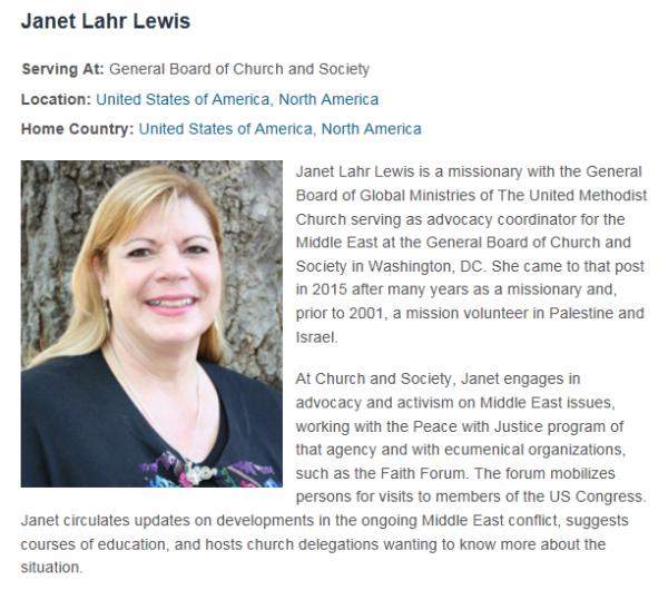 Janet Lahr Lewis