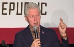 LI #27 Bill Clinton in California