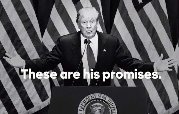 LI #30 Donald Trump Ad