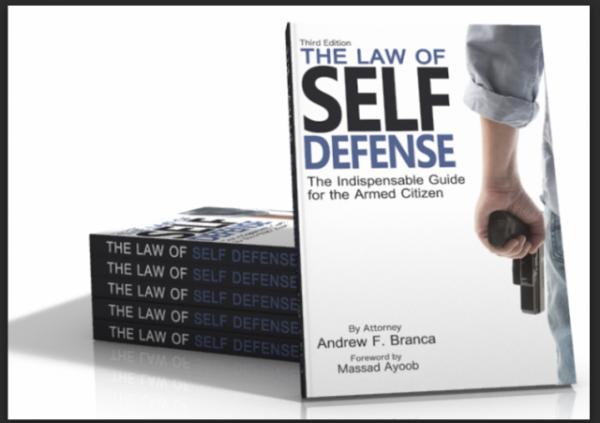 Law of Self Defense Third Edition w border