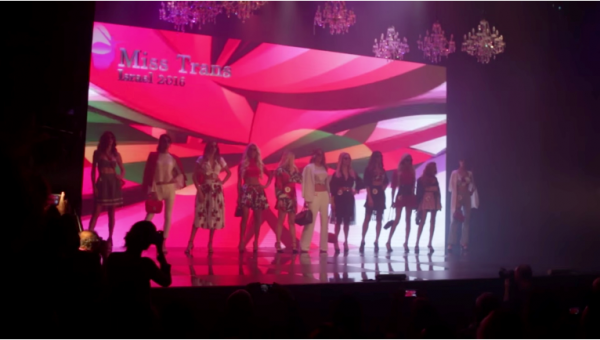 Miss Trans Pageant | HaBima National Theater | Tel Aviv | May 27, 2016 | credit: Pink News