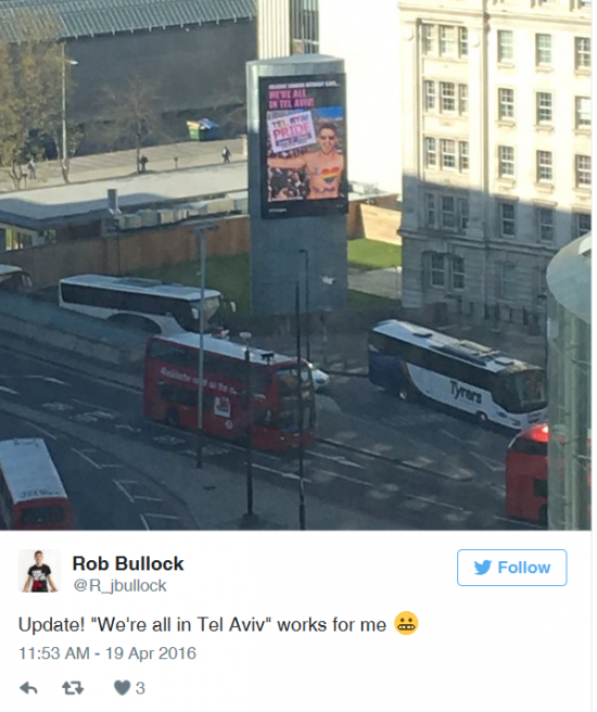 Rob Bullock ok with revised tourist ad