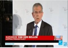 Van der Bellen Wins Austria