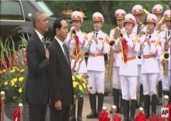 Obama Visits Vietnam