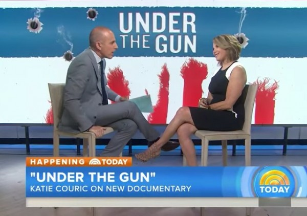 Katie Couric Under the Gun