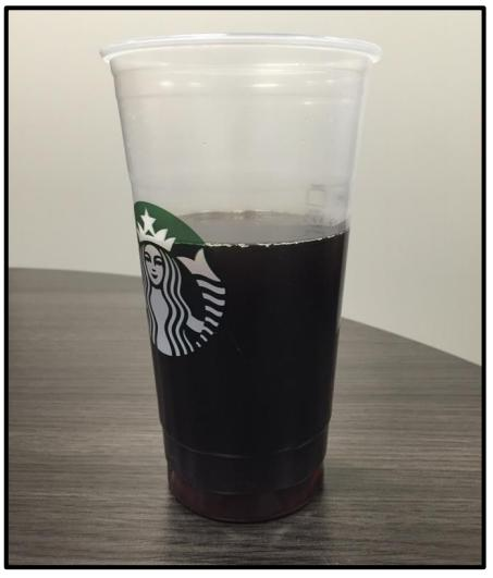 Starbucks | sued | lawsuit | too much ice | underfilled cups