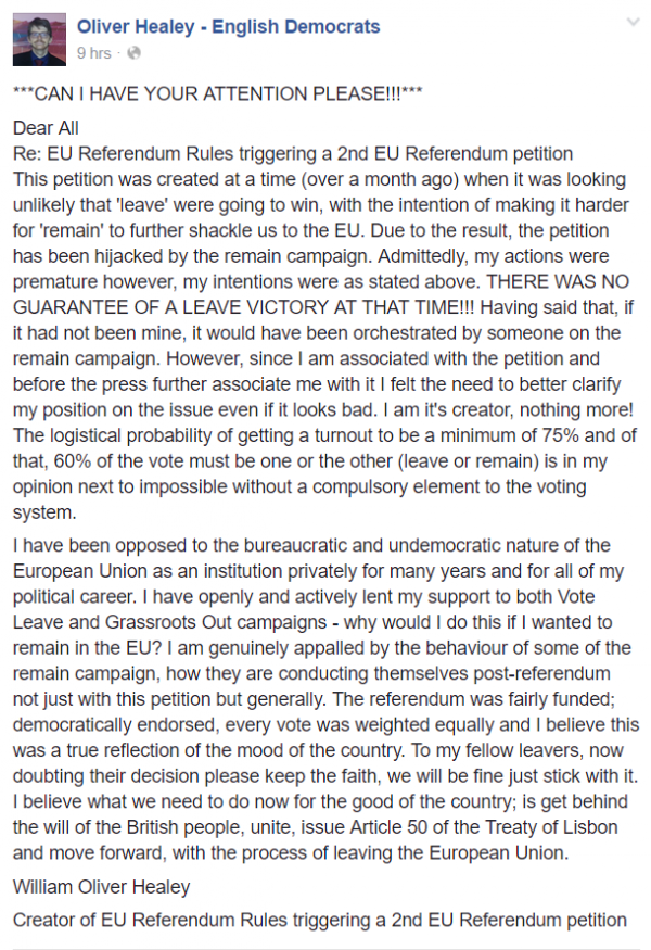 https://www.facebook.com/Oliver.Healey.English.Democrats/posts/1741575492720794