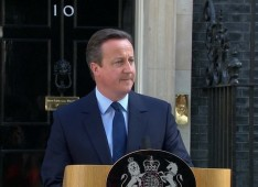 Brexit: David Cameron resigns as UK Prime Minister