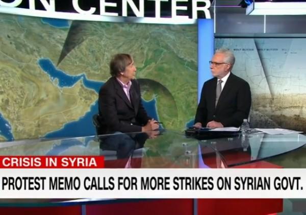 Diplomats Syria