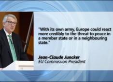 EU referendum: Brexit and European Army