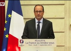 France: ISIS terror alert ahead of EURO 2016