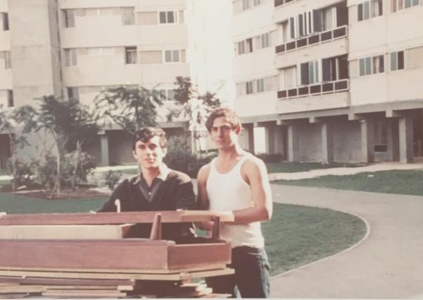Harold and Edward Joffe