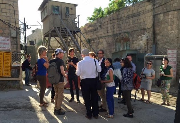 [Hebron International Observers, June 2015]